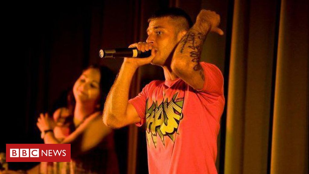Rapper says music helps his Borderline Personality Disorder