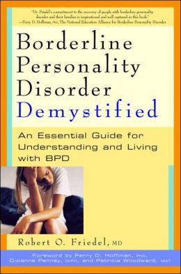 Borderline Personality Disorder Demystified