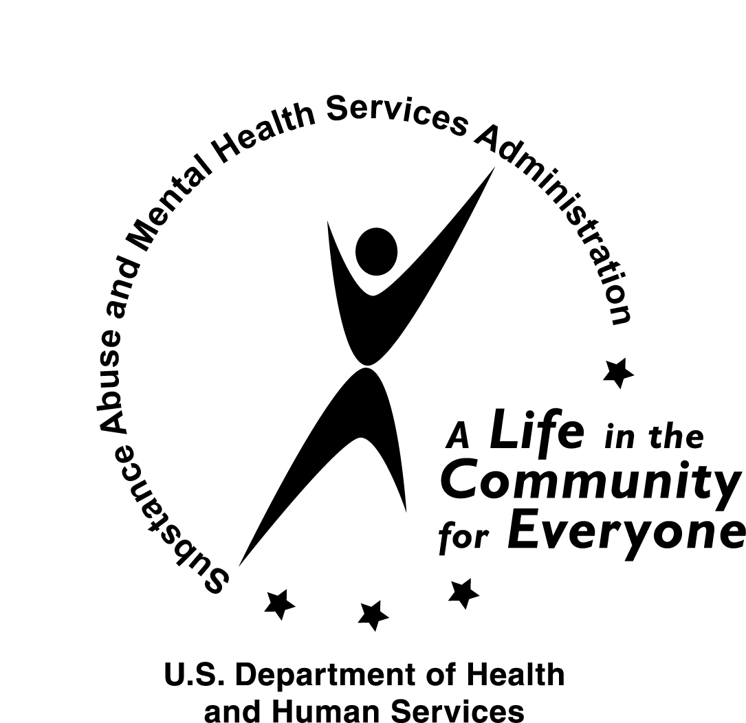 SAMHSA logo Substance Abuse and Mental Health Services Administr