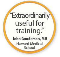 Harvard Medical School, John Gunderson, MD