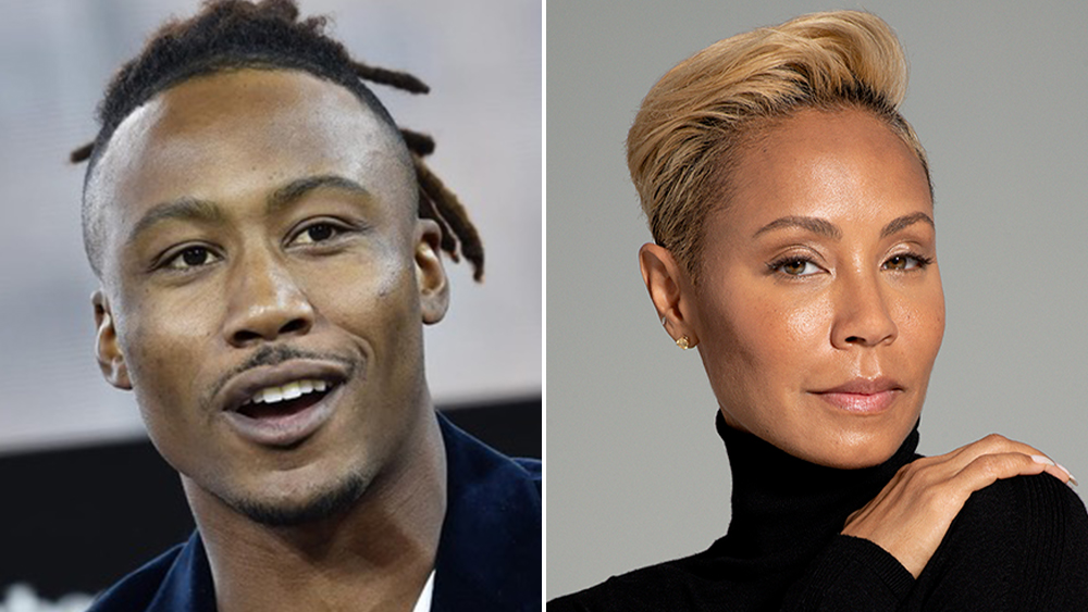 As Simone Biles, Naomi Osaka Woes Put Sports-Related Mental Health Issues Center Stage, 'Red Table Talk' Sets Brandon Marshall To Host 'The Toughest Opponent