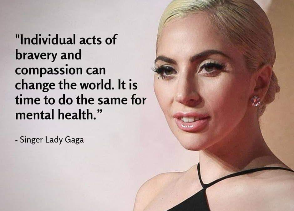Lady Gaga Opens Up