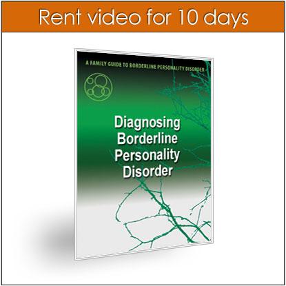 Diagnosing BPD Video Rental