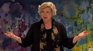 Marsha Linehan, PhD developed DBT