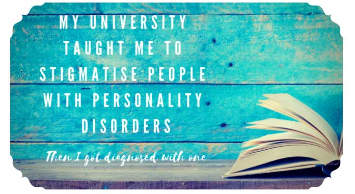 Personality Disorders Are Nothing to Laugh About